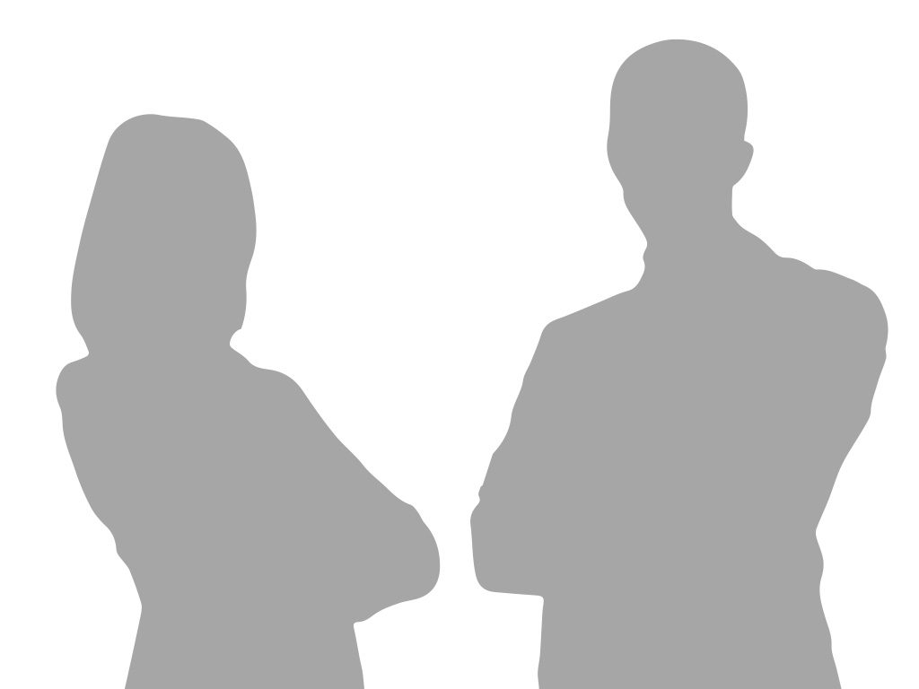 Placeholder image of silhouete group of people
